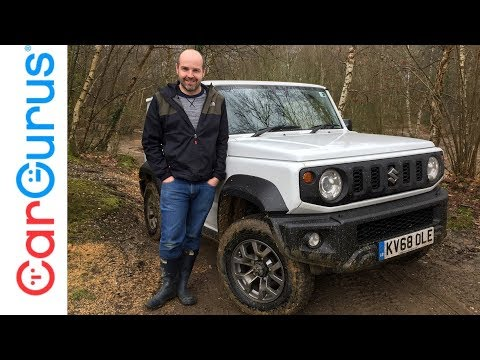 2019 Suzuki Jimny review: Off-road and on-road! | CarGurus UK