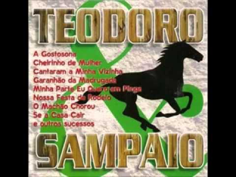 Teodoro  e  Sampaio  -  Sucessos De Ouro (2000) (Completo)