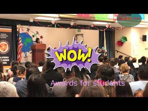 Congratulations !!!! #Vargas Elementary School Students