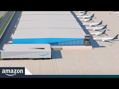 Amazon's Hebron, Kentucky Prime Air Hub