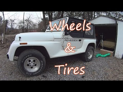 Rusty Renegade: Ep 17- Wheels and Tires