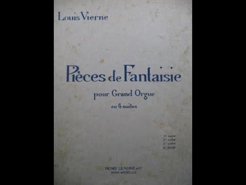 vierne complete organ works package