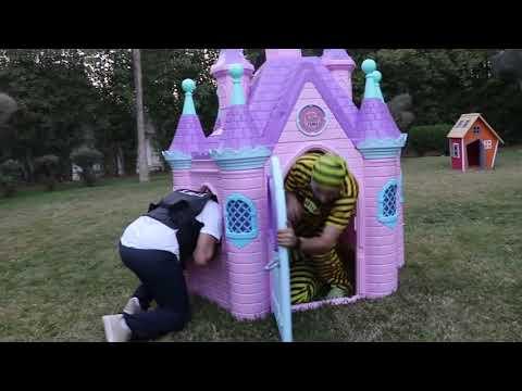 The Daltons, Pretend Play ,funny Videos For Kids, Les Boys Tv