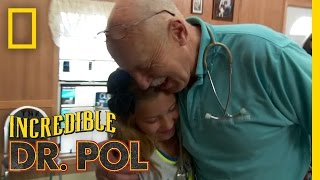 Polments: A Very Special Visit | The Incredible Dr. Pol
