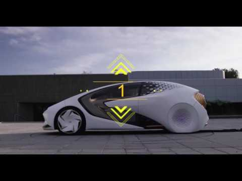 New 2017 future electronic cars.....self parking c