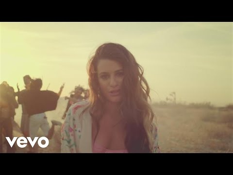 Lea Michele - On My Way (Video)