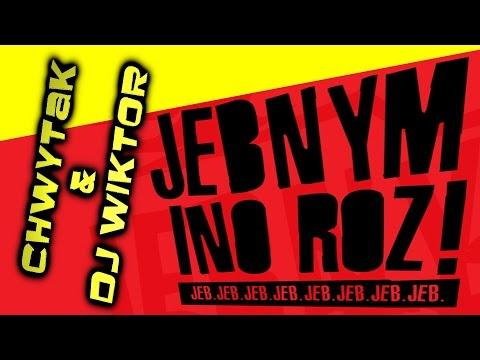 """Chwytak & Dj Wiktor - """"Jebnym Ino Roz!"""" ft. Mc Con (AronChupa-I'm An Albatroz/parody;) [ ChwytakTV ]"""