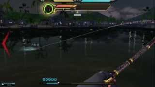 【Fish Hunt】メコンオオナマズの釣り方(参考)