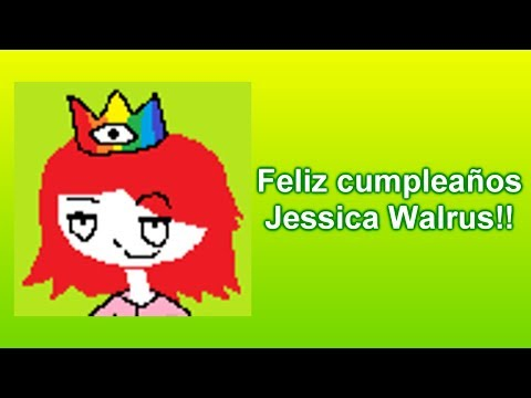 Jessica Walrus B-Day Special Jessica Walrus tiene un Sparta Ninentin Mix