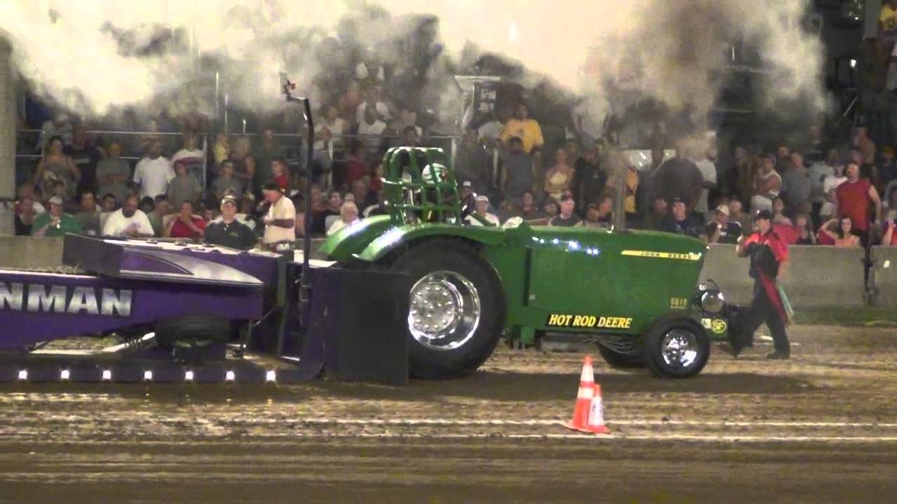 Full Pull Productions, Smoker Tractors, Canfield, Oh, 9/3/11
