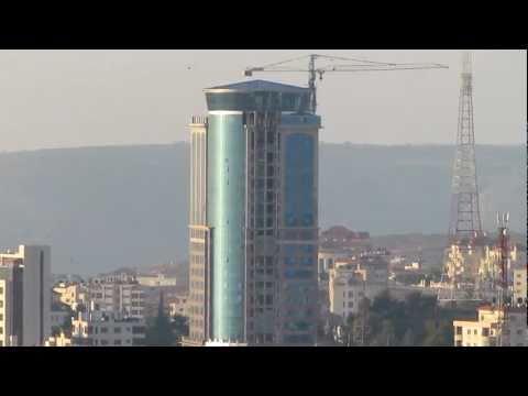 Ramallah city - PALESTINE   مدينة رام الله كما لم تشاهدها من قبل