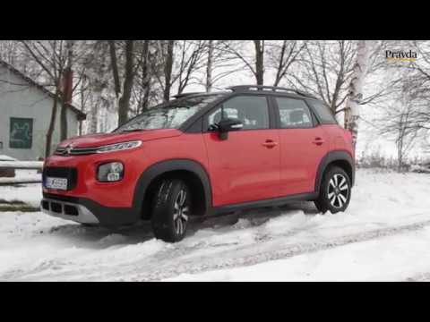 Test : Citroën C3 Aircross