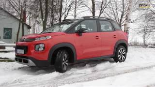 Test: Citroën C3 Aircross