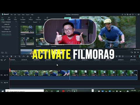 How to Activate Filmora9 License Key?