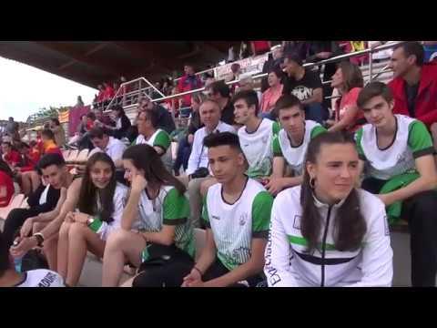 Federación Extremeña De Atletismo Iv Campeonato De España Federaciones Autonómicas Sub 18 Youtube
