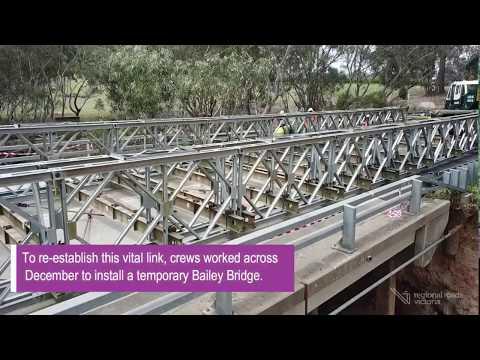Golden Ball Bridge | Regional Roads Victoria