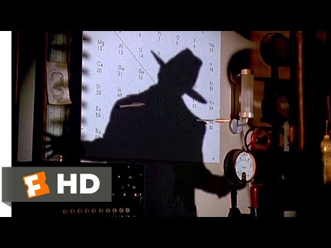 The Shadow (1994) - To Fight A Shadow Scene (4/10) | Movieclips