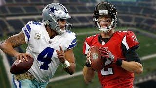 LIVE: Cowboys vs. Falcons    Play By Play    Watch Party