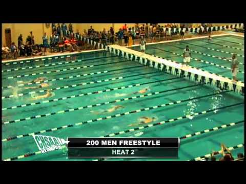 2012 CHSAA 4A Boys Swimming Championships-Preliminaries