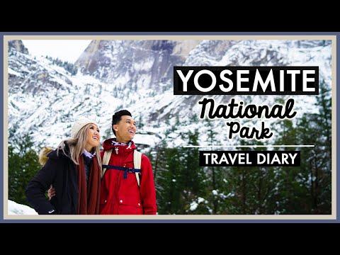 A Weekend in Yosemite | Travel Diary | ilikeweylie