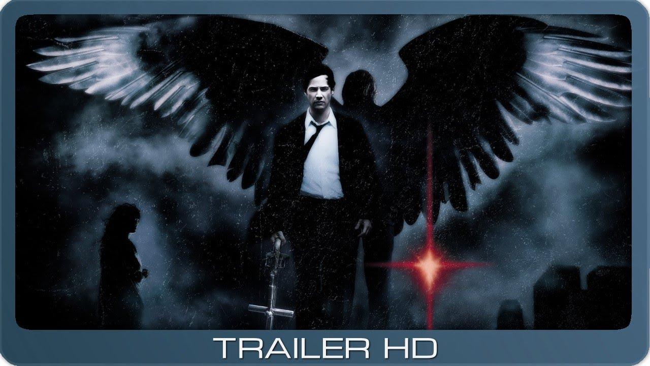 Constantine ≣ 2005 ≣ Trailer ≣ German | Deutsch
