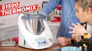 Testing Three Recipes on the Legendary $1,500 Thermomix - The Kitchen Gadget Test Show
