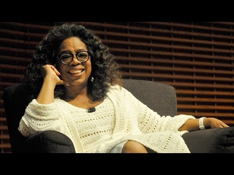 Oprah Winfrey on Career, Life and Leadership