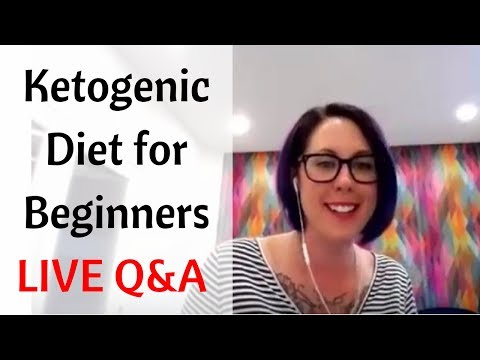 Ketogenic Diet for Beginners FAQ - Q&A with Leanne Vogel