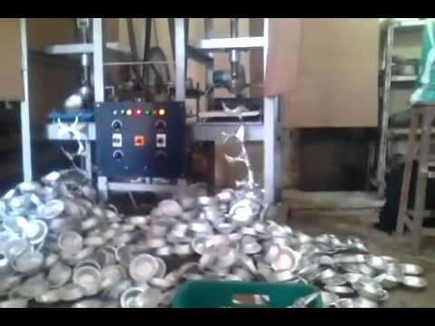 Automatic Paper Plate Making Machine by Nisha Industries, New Delhi