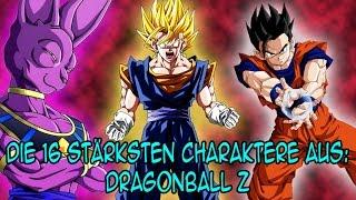 Die 16 stärksten Charaktere aus Dragonball Z! | SerienReviewer thumbnail