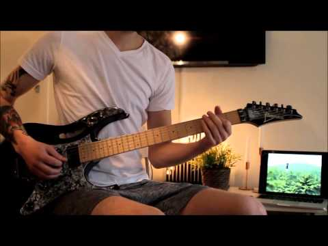 Naruto Opening 1 Guitar cover