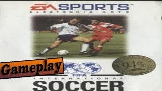 FIFA 94 International Soccer Gameplay (PC HD)