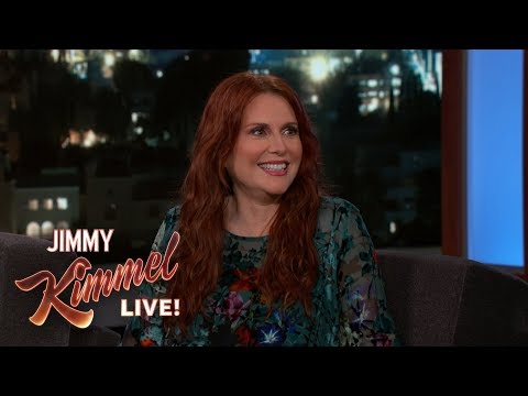 Megan Mullally & Nick Offerman Love The Bachelor