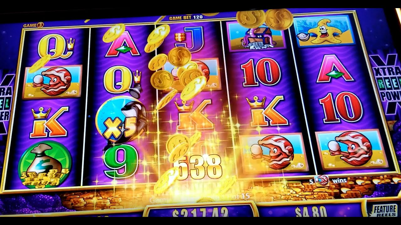 Winning Whales Of Cash Deluxe Wonder 4 Spinning Fortunes