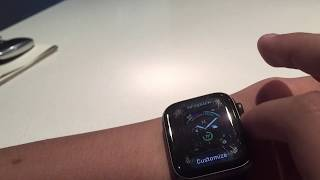 How to quickly change Watch Faces on your Apple Watch on the go!