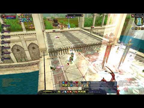 #silkroad Misfits Hotan Fortress War (Lion Shout Compilation)