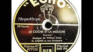 Le Coche et la Mouche   Leon Kartun als H.Atkins