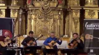 los angeles guitar quartet festival de guitarra de coria 2014