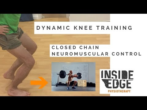 Dynamic Knee Training
