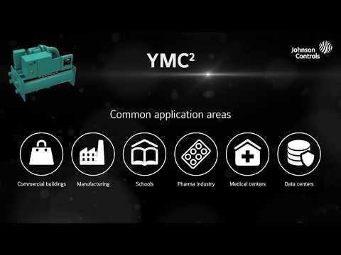 The YORK YMC2 Magnetic Bearing Chiller
