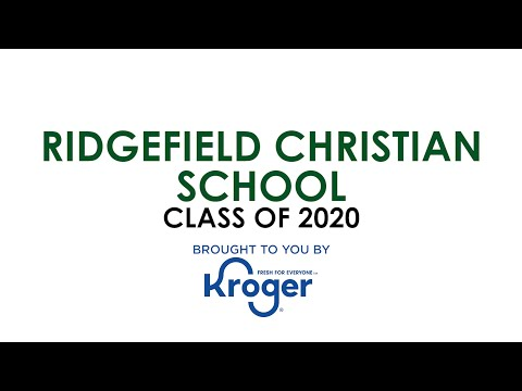 Class of 2020 Senior Salute: Ridgefield Christian School
