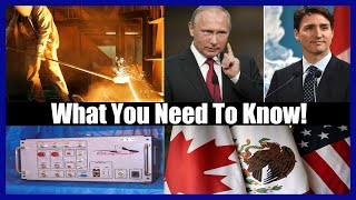 Ex CIA Director Warns Of Canadian Election Interference Stingray SpyingTariff s NAFTA 2 0