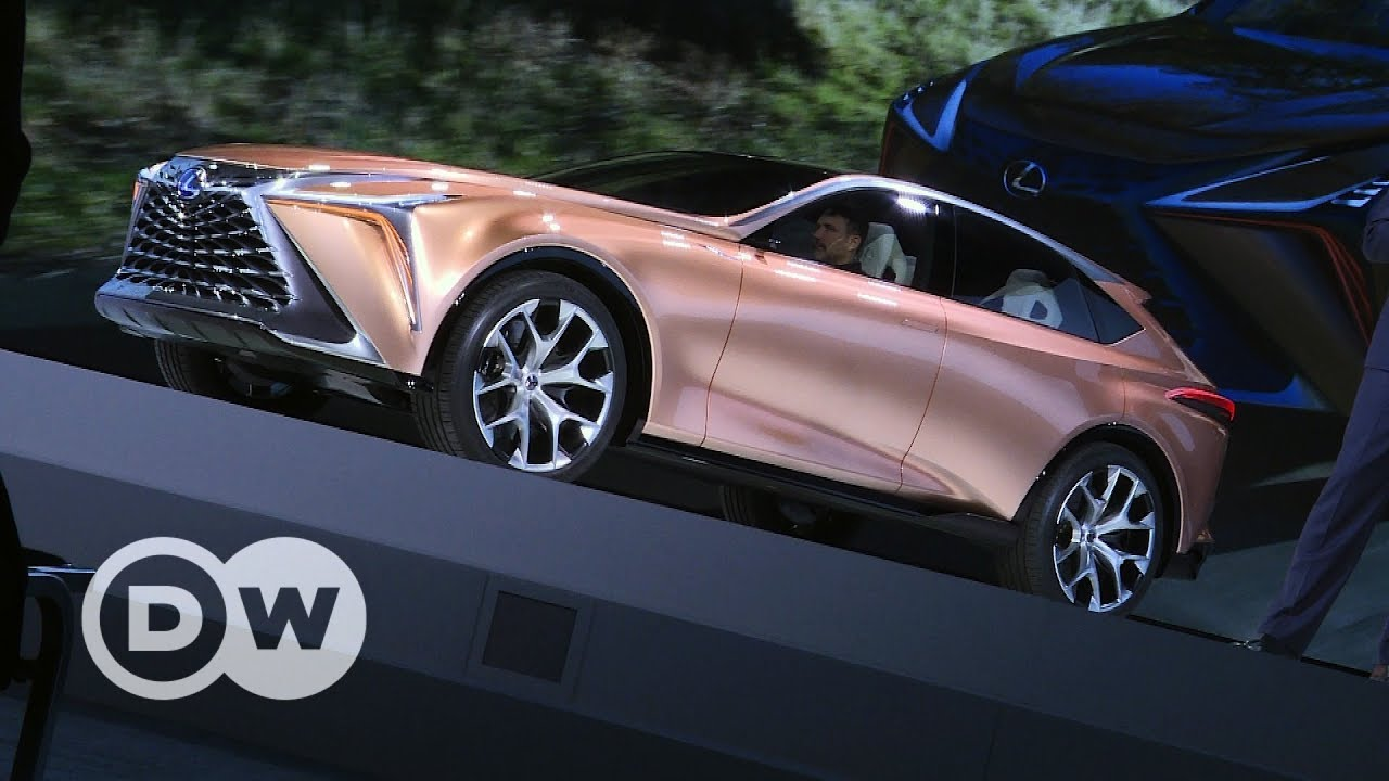 Opulent: Detroit Auto Show 2018 | DW Deutsch