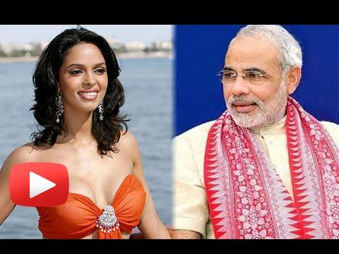 Mallika Sherawat Proposes Marriage To BJP Minister Narendra Modi