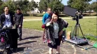 熊本もっこすタレント「村上めぐみ」が撮影した、メディア現場風景レポ...