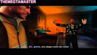 GTA IV XBOX 360 # Mision 1 # The Cousins Bellic | Español Comentado