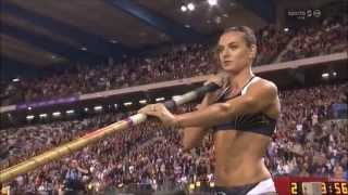 MOTIVATION 5 Athletics Yelena Isinbayeva