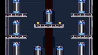 Megaman Xtreme [GBC] music hunter base stage 3 and 4