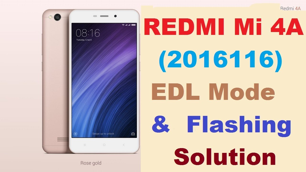 how to get out of fastboot mode in redmi 4a