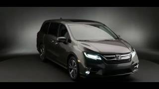 2019 Honda Odyssey Interior Review